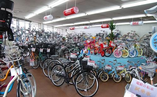 自転車屋で働いてるけど商売って難しいね(´・Д・)