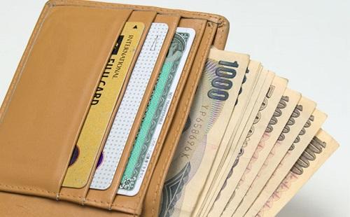 いい歳した大人なのに財布に3万以上入ってない奴wwwwww