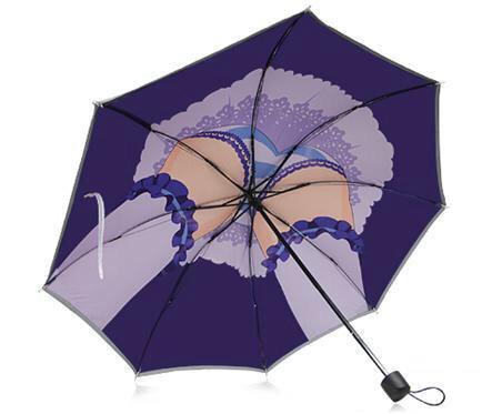 【お前ら歓喜】気持ちわるい傘が開発されるwwwwwwwwwww(画像あり)