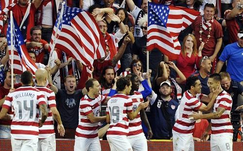 アメリカ人がよくやる「USA!!!USA!!!」ってかっこいいよな