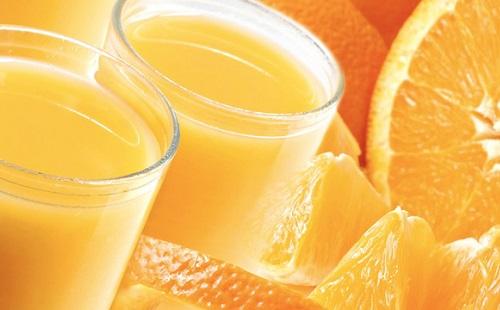 100%オレンジジュースを毎朝飲んだ結果wwwwwwww