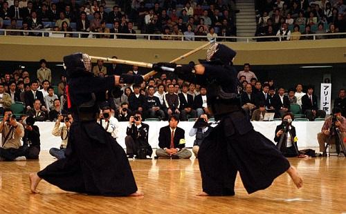剣道で大きな声を張り上げる理由wwwwwwwww