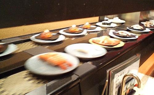 回転寿司で注文したのしか食べないのってダメなのか?