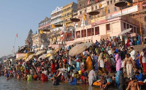 【インド】ガンジス川の水位低下 → 現れた遺体80体にハゲワシやカラスが舌鼓を打つ