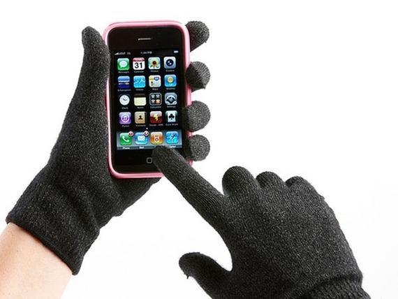 お気に入りの手袋をスマホ対応させる魔法の液体!