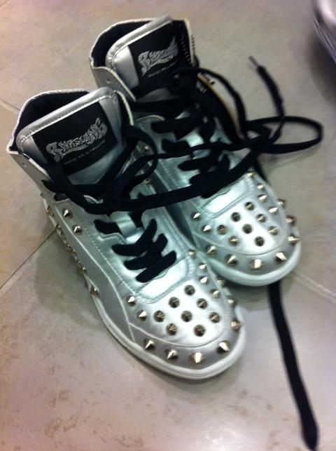 カッコイイ靴買ったwwwwwwwww