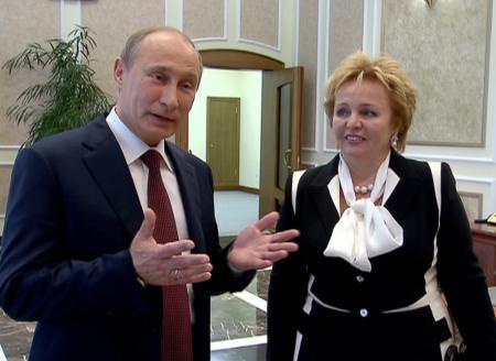 【大ニュース】プーチン大統領 離婚