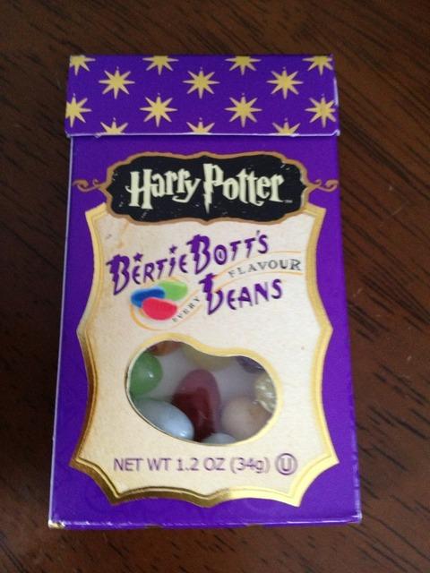 【画像あり】バーティーボッツの百味ビーンズ貰った