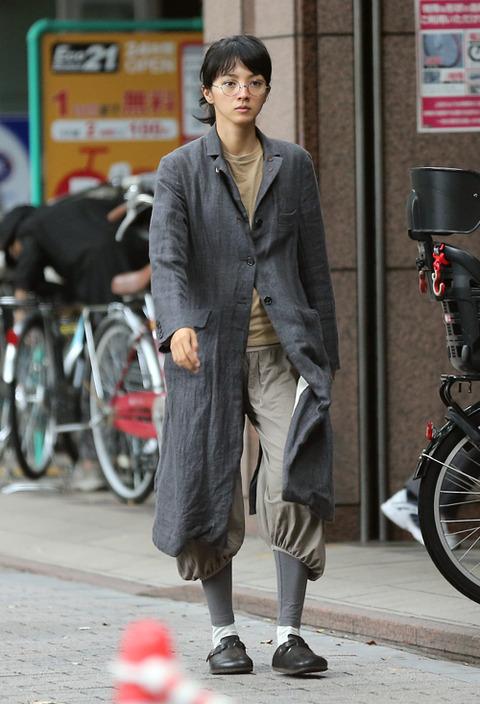 満島ひかりのプライベートファッションがやばすぎるwww