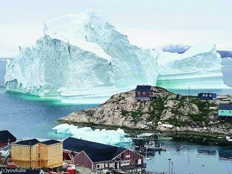 グリーンランド氷山00