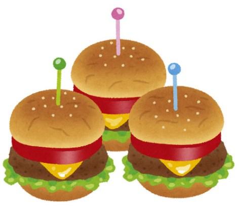 トランプ大統領が「ハンバーガー1000個」でもてなす