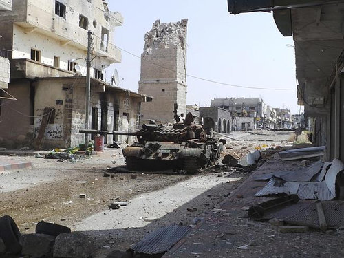 シリアのビフォー・アフター14