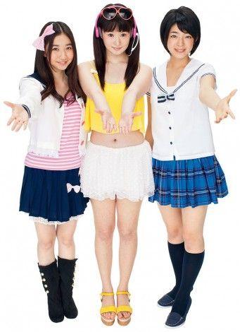 【綾乃美花】トシちゃん長女が新ユニット ミスマガ3人娘で「REaaaL!(リアル)」結成