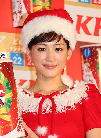 【画像39枚】綾瀬はるか、理想のクリスマスは「のんびり」 キュートなサンタ姿で登場