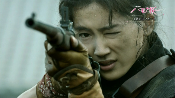NHK大河ドラマ『八重の桜』第2話の視聴率が急落wwwww