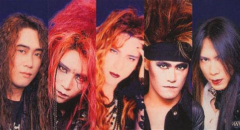 X JAPANがV系のはしりだという風潮