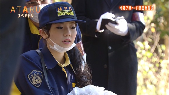 AKB・島崎遥香(18) が36歳の美魔女役をやった結果www