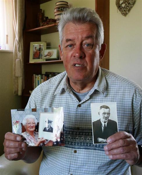「カミカゼ・パイロットの子孫に会いたい」父失った英元軍人が特攻隊員の遺族探す「父と同じく勇敢だった…」