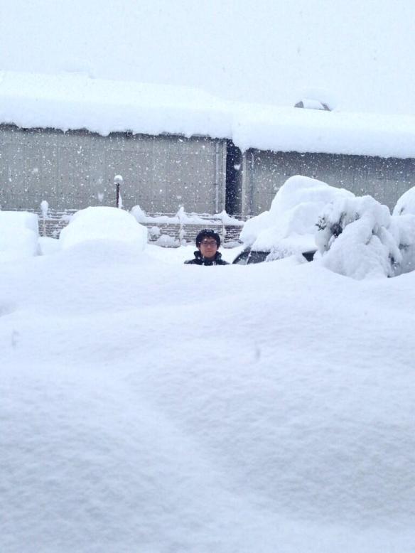 最強の積雪量は、『山梨県』もはや人の住めるところじゃねえwwwww (画像あり)