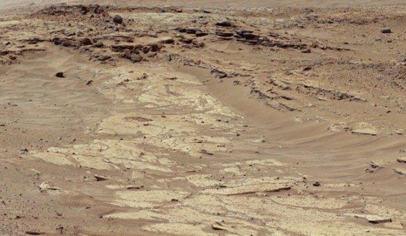火星で核爆発の新たな証拠が提出