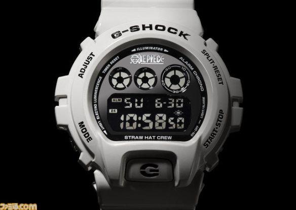 社会人がスーツにG-SHOCKの時計ってあり?なし?
