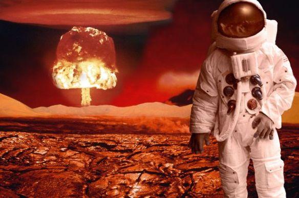 火星に熱核爆弾を投下することを提案…スペースX社のイーロン・マスク氏