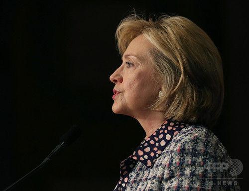 次期米大統領選、世論調査ではヒラリー氏(54%)がJ・ブッシュ氏(41%)に勝利