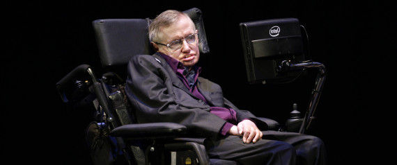 物理学の権威、ホーキング博士の新たな野望…「ジェームズボンドの悪役になりたい」「車椅子と合成音声は悪役に似合う」