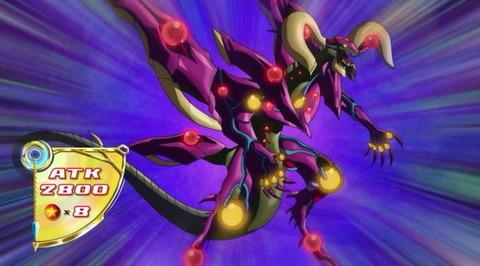 【遊戯王ARC-V】遊矢シリーズ4竜の比較