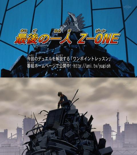 【遊戯王実況】遊戯王5D's 146話「最後の一人 Z-ONE」実況スレ案内 7時30分から放送開始!