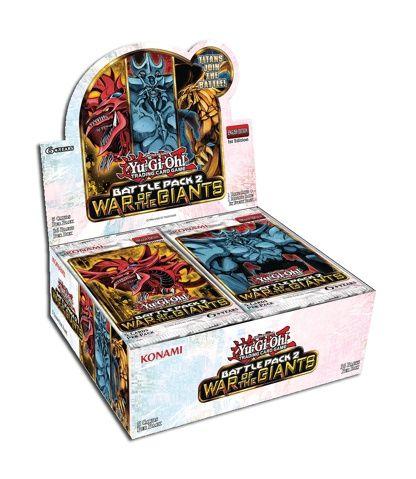 【遊戯王OCGフラゲ】Battle Pack 2: War of the Giants の収録カードが一部判明!三幻神も収録確定!