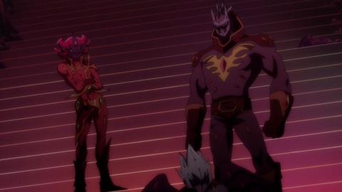 【遊戯王ZEXAL】バリアン達の力関係