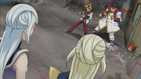 【遊戯王ARC-V】超重武者にTFルールは・・・