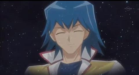 ブルーノ「君は……鬼柳京介!」鬼柳「フッ…」