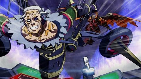 【遊戯王ARC-V】デュエルマシンと化したセルゲイ