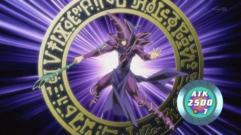 【遊戯王OCG】最強ジャンプ3月号付属 『ブラック・マジシャン』詳細画像