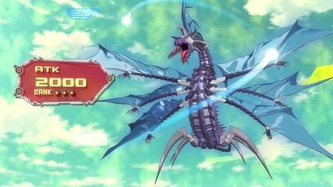 【遊戯王ZEXAL】リバイス・ドラゴンの出番