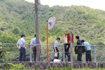 【高知】台湾人観光客が線路に降りて記念撮影 → 特急にはねられ死亡…土佐くろしお鉄道・若井駅