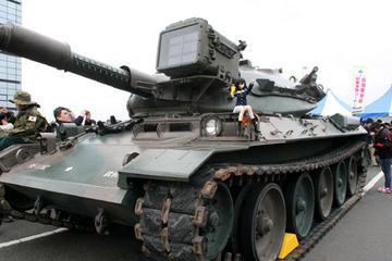 【茨城】「ガルパン」で町おこしの大洗町、共産党の圧力に屈して戦車展示を中止