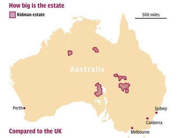 中国企業が豪州牧場買収を提案…総面積10万平方キロ、韓国国土に匹敵
