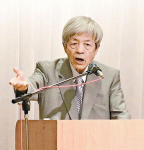 【政治】田原総一朗 「野党は一連の不祥事にしか関心がない」