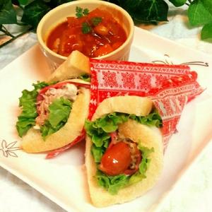挟まないサンドイッチ「サンドらず」が流行の兆し…というステマ記事にネット民猛反発