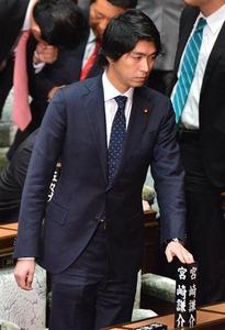 【速報】宮崎謙介議員、不倫疑惑報道で議員辞職表明へ