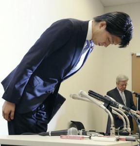 【政治】不倫辞任の宮崎謙介に経歴詐称疑惑が浮上…京大院非常勤講師との記載