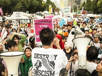 SEALDsが「社会秩序に対して『グッドノイズ』を発している」と発言してネット民大爆笑wwwww