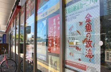 ネット炎上した金魚放流イベント、予定通り実施…泉佐野市観光協会