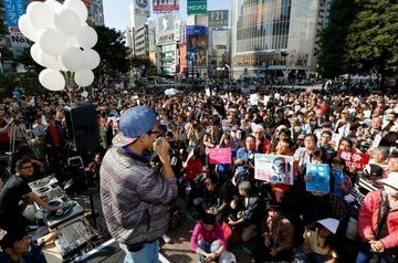 SEALDs「僕らのデモはキャッチ―でクールでカッコよくて若者の心つかむ」