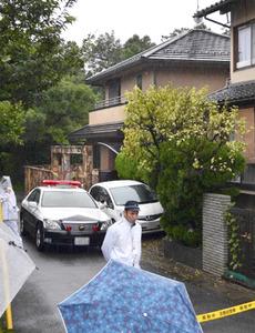 【京都】民家2遺体事件で、この家に住民登録していた韓国籍の男を逮捕