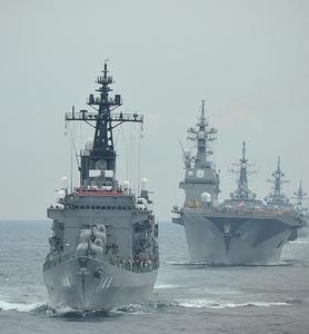 【中国】日本の元陸将「日本は1週間で中国海軍を全滅させられる」