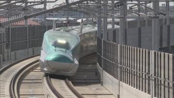 北海道新幹線の乗車率27%…開業から2週間